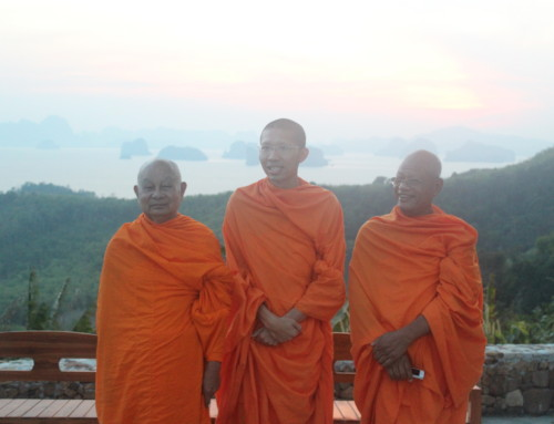 My freedom as a Monk