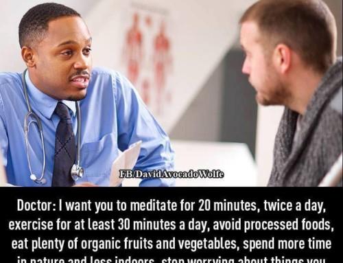 Lyt til din krop … den taler til dig!